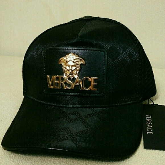 d65f94bd840 ... coupon code for versace other hat poshmark 52c82 2e136